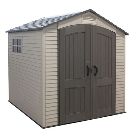Resin Storage Sheds Easy Building Shed And Garage Plastic Storage Shed Will