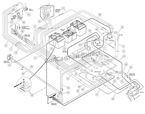 36v battery wiring diagram get free image about wiring