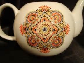 Pottery Painting Amazing Painting Ideas Turning Ceramic Tea Pots And Mugs