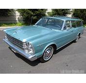 1966 Ford Station Wagon For Sale