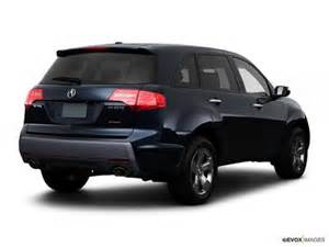 premium midsize suv of 2009 acura mdx new cars used cars