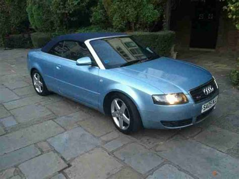 Audi Sport Convertible by Audi A4 Sport Convertible Car For Sale