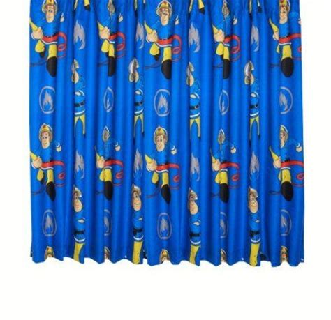 fireman curtains fireman sam firemen and curtains on pinterest