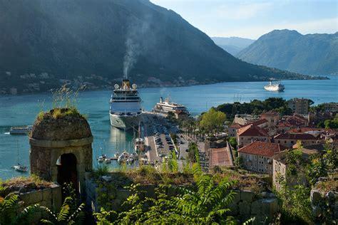 kotor cruise port shore excursions montenegro travel agency adria line
