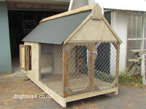 outdoor dog house plans dog house outdoor enclosed dog house auckland images frompo