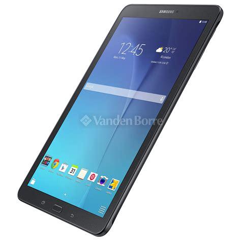 Samsung Galaxy Tab E 9 6 Wifi samsung galaxy tab e 9 6 wifi b chez vanden borre comparez et achetez facilement