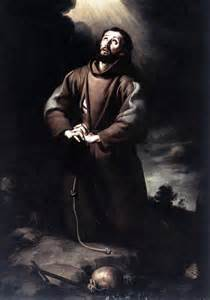St Francis Living The Prayer Of St Francis With All Of Creation