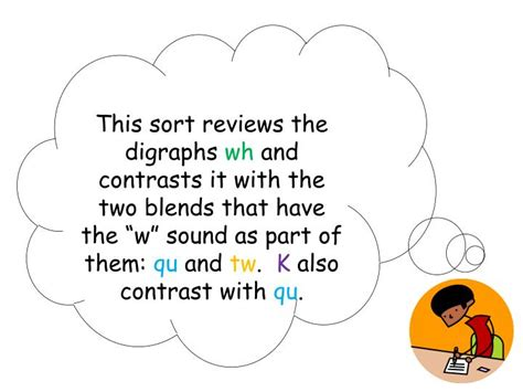 wh pattern words ppt within word pattern sort 26 wh k tw and qu