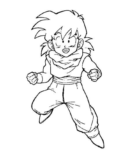 os melhores desenhos para colorir do dragon ball z s o imagens para jogos de pintar os personagens do dragon ball z az