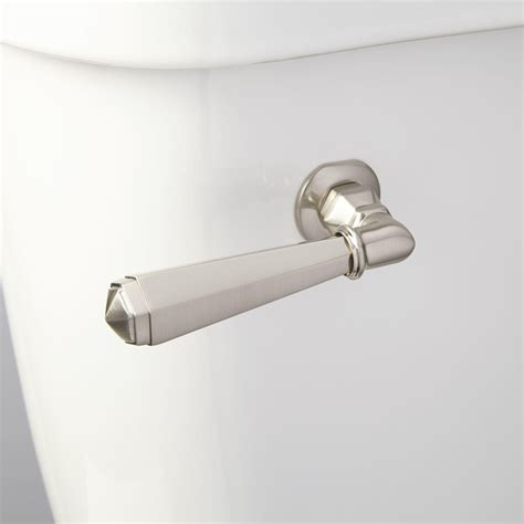 bathroom toilet handles maughan solid brass toilet tank handle bathroom
