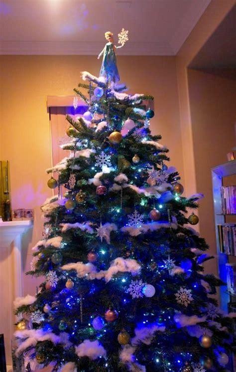 frozen christmas tree 2017 best template idea