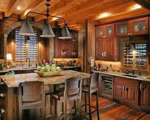 Cabin Kitchen Designs farmhouse style kitchen rustic decor ideas decorationy