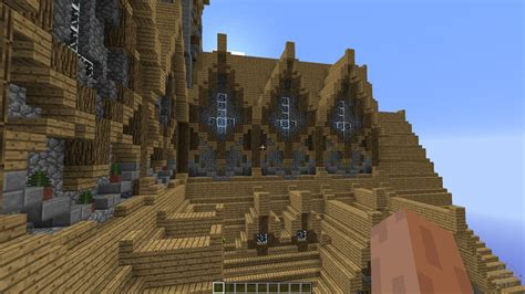 minecraft big house big medieval house pour minecraft