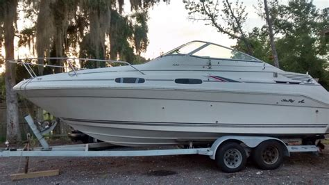 sea ray boats with cabin sea ray cuddy cabin boat for sale from usa