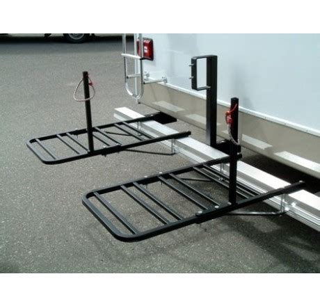 Swagman Rv Bumper Bike Rack by Swagman 4 Bike Bumper Mount Rv Bike Rack