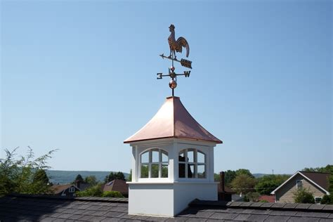 Cupola In Cupolas Weather Vanes Hillside Structures