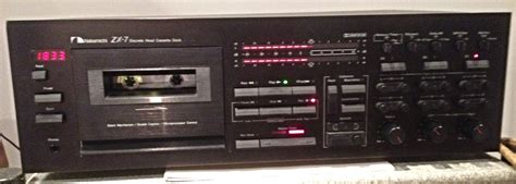 best nakamichi cassette deck the nakamichi zx 7 adventures in cassette recording