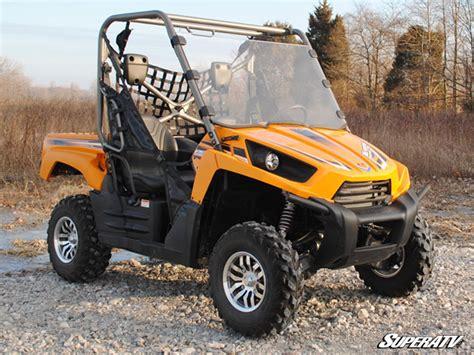 Kawasaki Teryx 750 Accessories by Windshield For The Kawasaki Teryx 750 By Atv