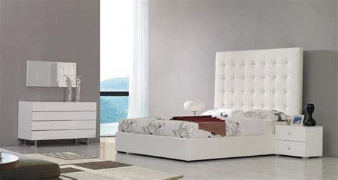 white leather headboards white leather headboard bed contemporary bedroom