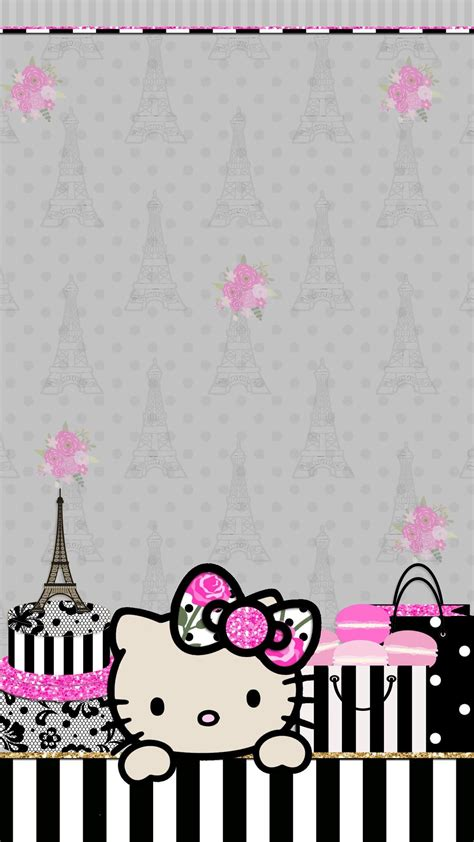 wallpaper ruangan hello kitty hello kitty background wallpaper 63 images