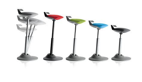 Stools For To Sit On by Standing Stool Ergonomic Sit Stand Stool Officechairsusa