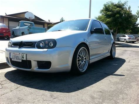 all car manuals free 2001 volkswagen gti electronic throttle control buy used 2001 vw golf gti glx vr6 r32 euro bumpers in palmdale california united states for