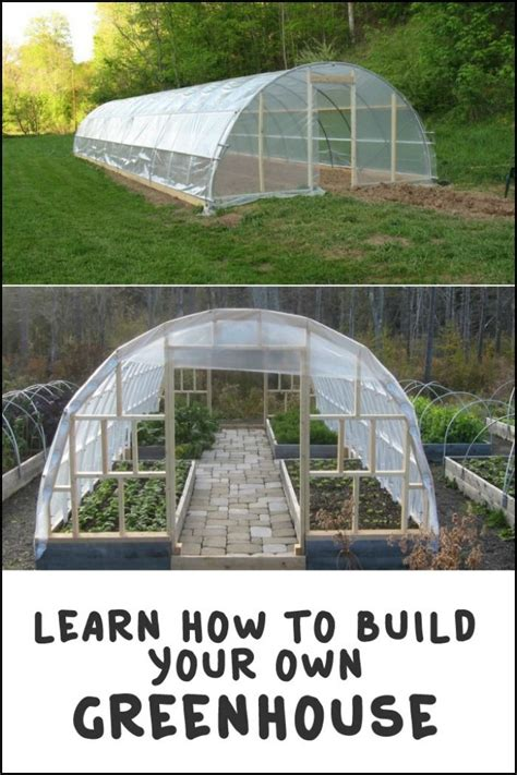how to make a green house 25 best ideas about build a greenhouse on diy greenhouse outdoor greenhouse and