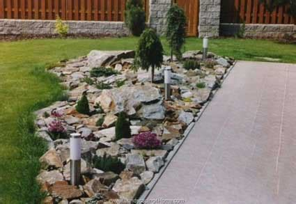 Landscaping Ideas With Rocks Landscaping With Rocks Around Your Porch