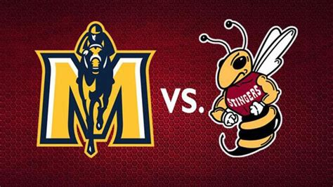 Murray State Mba Courses by Concordia Stingers Vs Murray State Racers Don T Miss