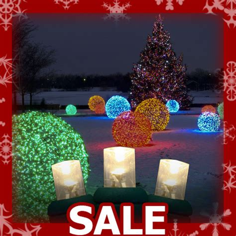 Outdoor Decorations Sale - led lights for sale
