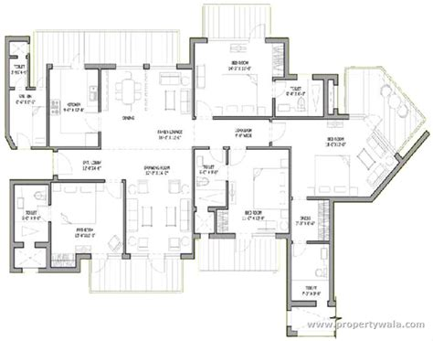 Fire Station Floor Plans by Bestech Park View Spa Next Sector 67 Gurgaon