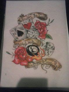 tattoo you liner notes don t gamble with love tattoo inspiration pinterest