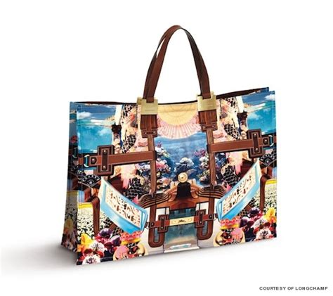 Special Edition Tas Tote Bag Fashion Import weekly obsession katrantzou for longch lifestyleasia