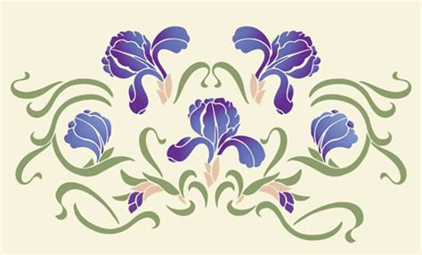 flower pattern synonym list of synonyms and antonyms of the word iris stencil flower