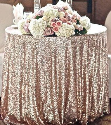 cheap table linens for weddings express ship 8ft chagne sequin cloth sequin tablecloth