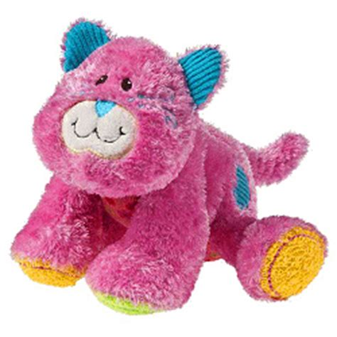 li l giddy cheery cheeks stuffed animal by meyer