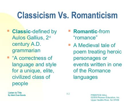 Neoclassicism Versus Romanticism Essays by Essays On Romanticism Vs Neoclassicism