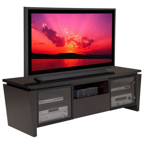 75 tv console table 75 modern tv stand in wenge dcg stores