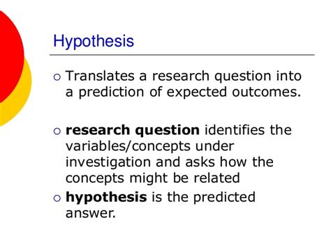 how to write a hypothesis in a research paper what is hypthesis writefiction581 web fc2
