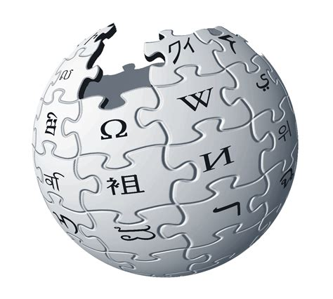 wikipedia new layout wikipedia logo png transparent background famous logos