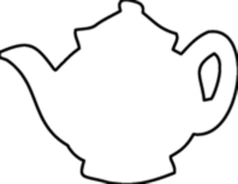 Teacup Outline Drawings by Tea Pot Outline Www Pixshark Images Galleries With A Bite