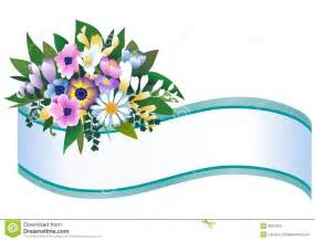 flower banner stock photos image 3087903