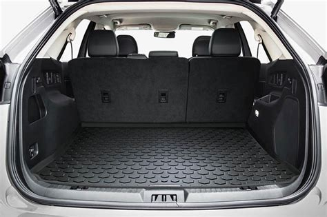 cargo mats for 2014 ford edge 2015 2018 ford edge cargo mat elements defender
