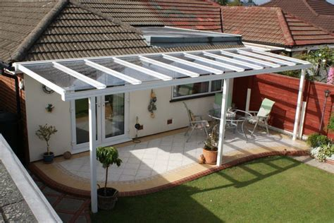 glass lean to roof kit clear as glass carport patio canopy cover lean to awning