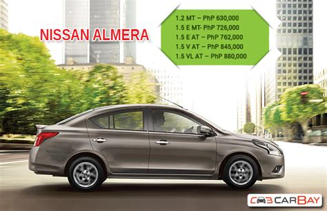 nissan philippines price list juke almera patrol
