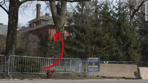 obama house chicago here s president obama s house will he move back cnn video