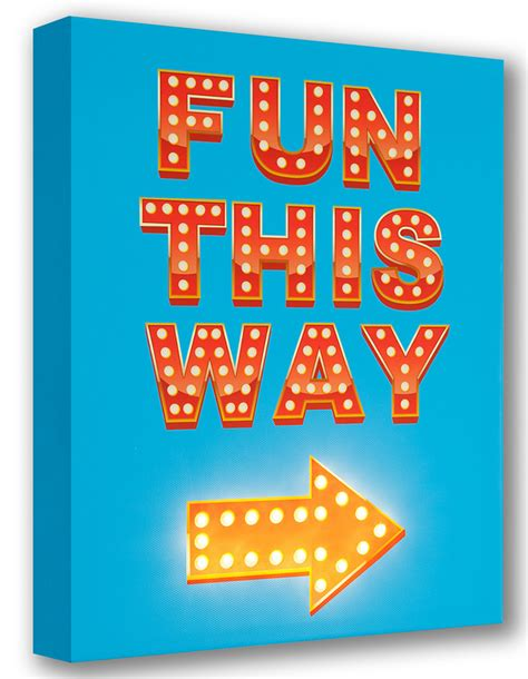 this way for the fun this way