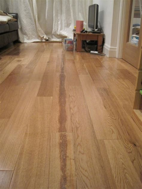 Underfloor heating and Engineered wood floor problem