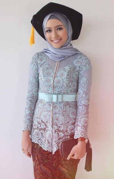 kebaya muslim utk wisuda model dress muslim modern auto design tech