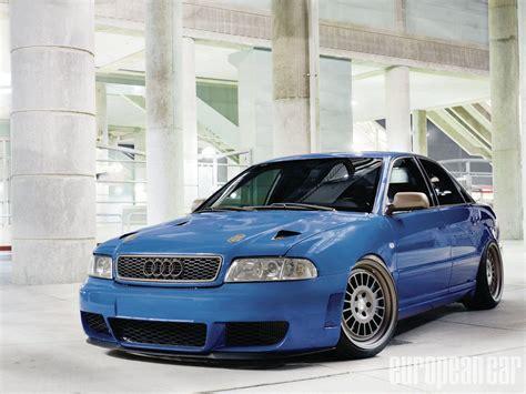 2001 Audi S4 Quick Fit European Car Magazine